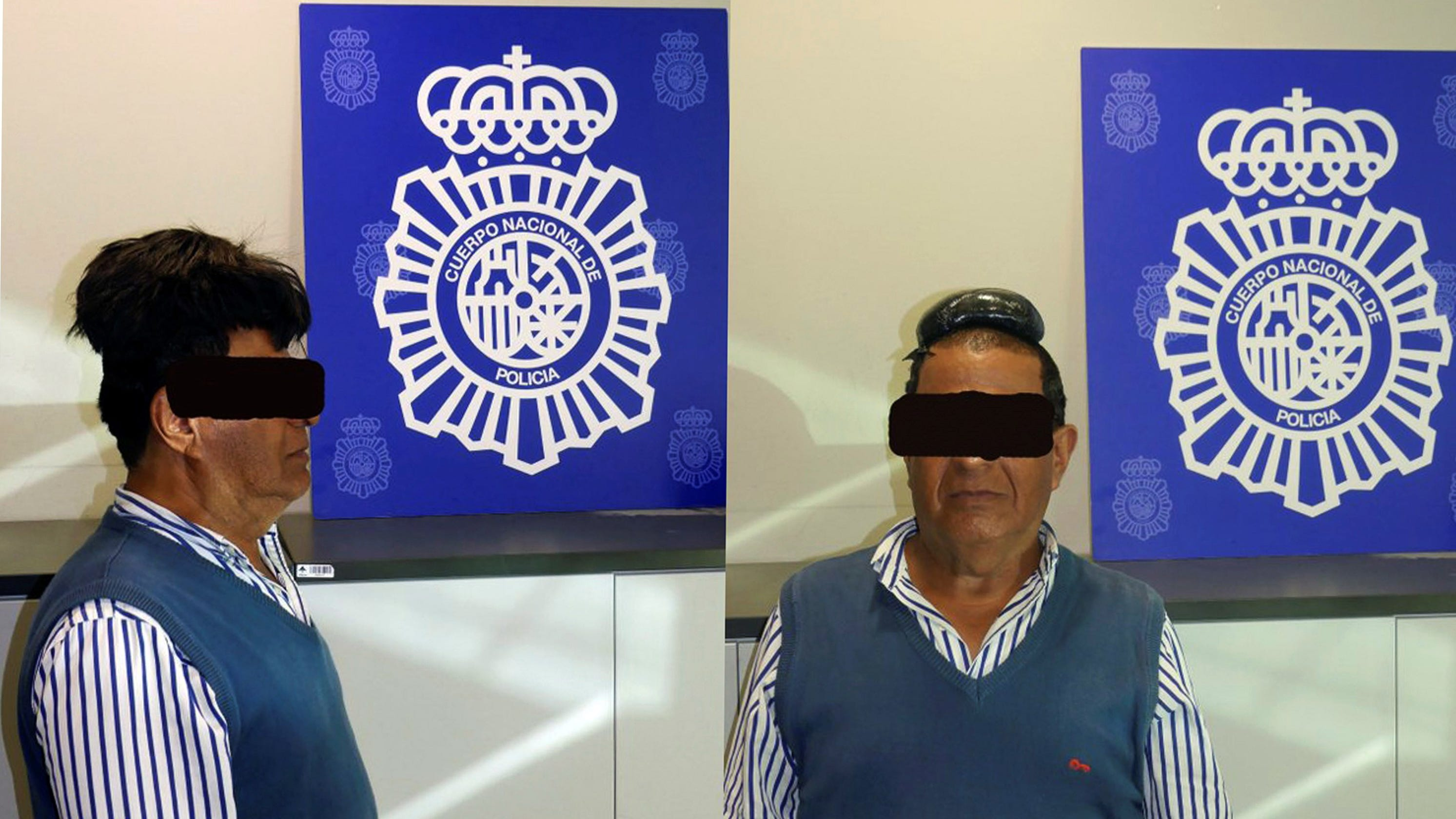 A man tried to smuggle cocaine under his bad wig. He was detained in Spain