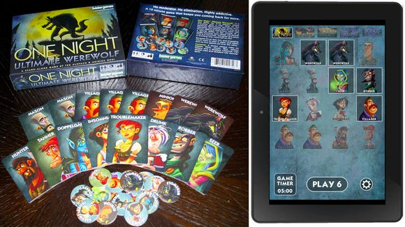 One Night Ultimate Werewolf is a fast, fun take on a classic.