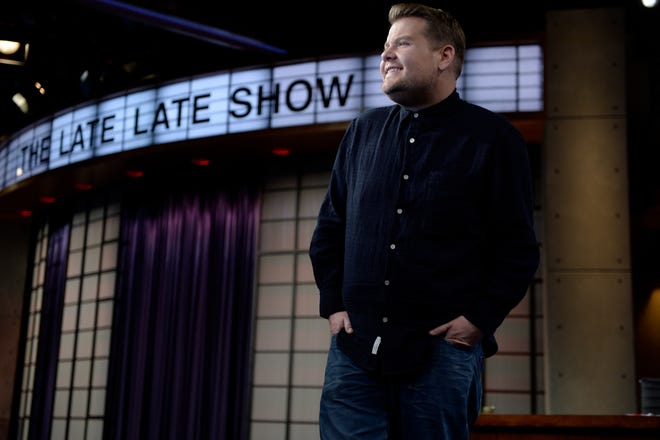 "Best variety talk series: ""Late Late Show"" with James Corden, CBS"