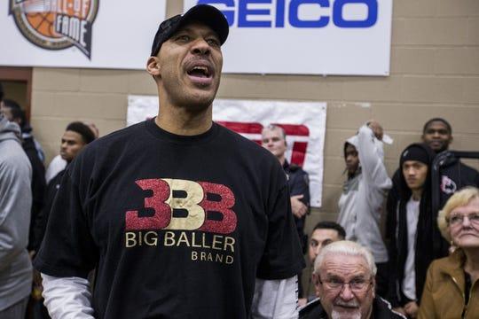 LaVar Ball founded Big Baller Brand.