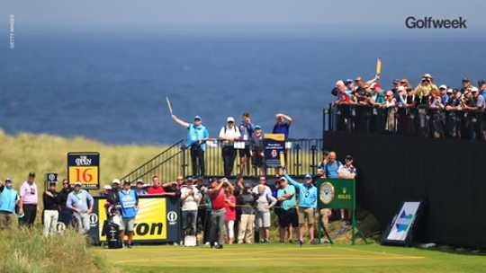 British Open 2019: Tee times, pairings, TV, streaming and more for third round