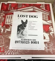 Angelo's Pizza is now posting missing pet fliers on their pizza boxes after owner John Sanfratello saw a distraught neighbor's Facebook post about a missing cat that looked like his own.