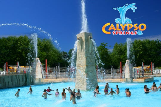 Calypso Springs offers new ways to cool off within Hurricane Harbor at Six Flags Great Adventure in Jackson.