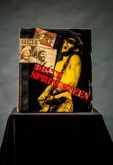 Adele Springsteen's personal scrapbook of her son, Bruce Springsteen.
