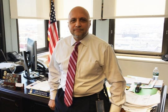 John Tsoukaris, director of ICE Enforcement and Removal Operations at the agency's Newark field office.