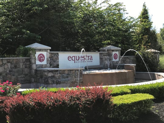 The Homeowners Association of gated community Equestra at Colts Neck Crossing rejected a request by resident Mike Burtt to install a flagpole in his yard.