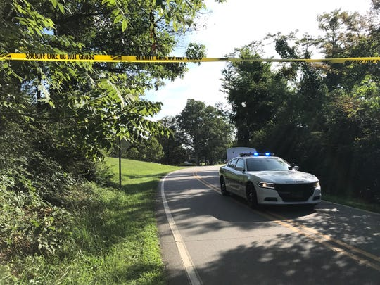 Buncombe Sherrif's deputies were on scene July 17 after a reported shooting on Sheppard Branch Road.