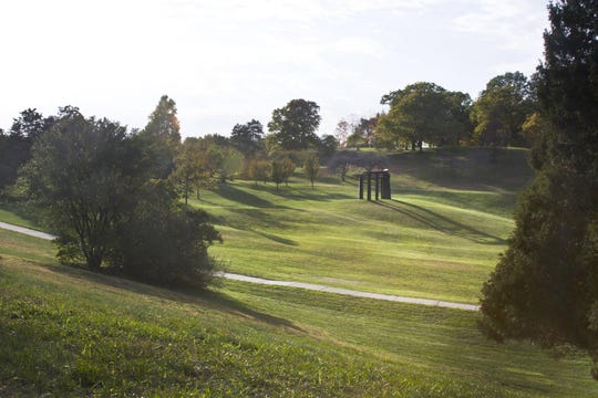 Leila Arboretum at 928 W Michigan Ave. in Battle Creek.