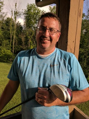 Alan Conner is the new head coach of the Galion girls golf team.