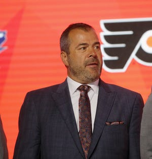 Alain Vigneault signed on to coach the Flyers and since he did, the team has given him more tools on the roster.