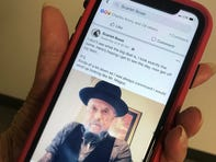 Why is everyone obsessed with FaceApp? Security concerns loom over app that ages selfies