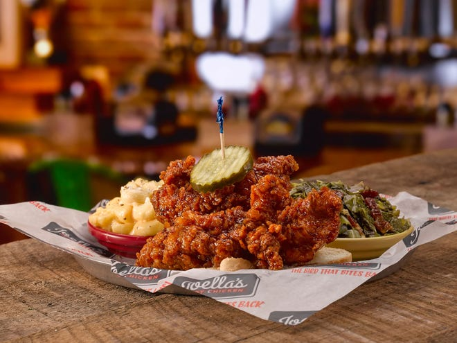 The Joella's Hot Chicken at The Banks has closed.