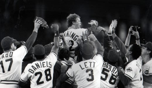 Today in History, September 16, 1988: Reds' Tom Browning pitches perfect game