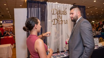 Middlesex County Regional Chamber of Commerce held 7th Hispanic Business Expo in Edison at the Pines Manor at 4 p.m. Tuesday with over 142 vendors.