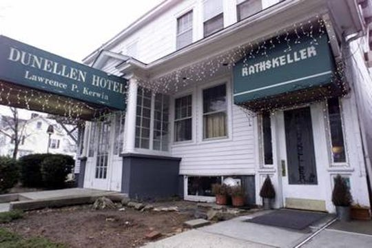 The Dunellen Hotel in Dunellen, NJ.