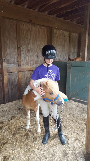 Registration for Summer Horse Camps continuesat Lord Stirling Stable, 256 South Maple Ave.in the Basking Ridge section of Bernards.