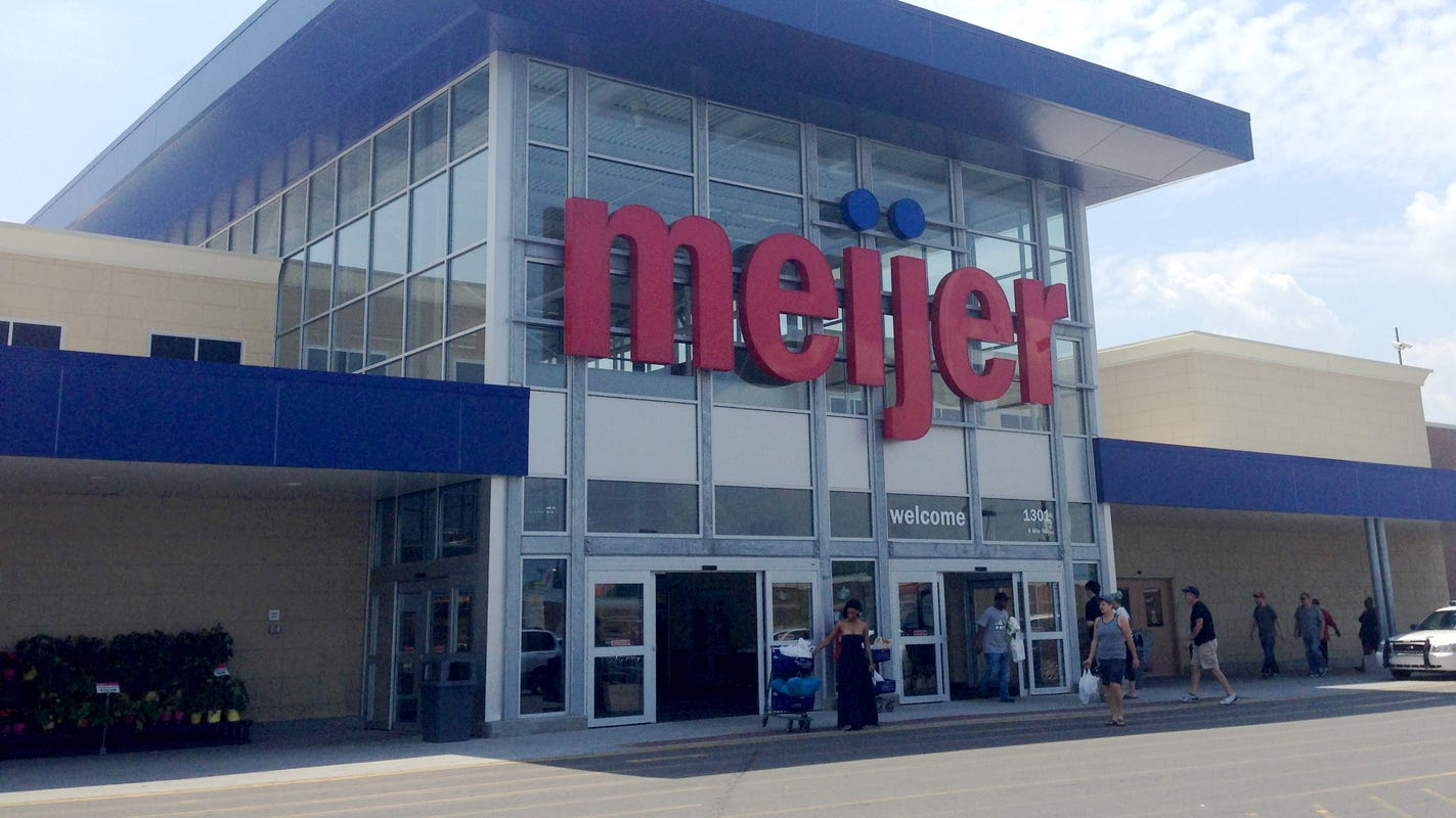 Meijer removes membership fee on grocery service, announces free pickup option
