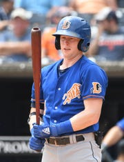 Jake Cronenworth is hitting .342 with Triple-A Durham.