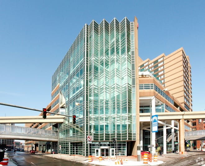 Bedrock has purchased the Courtyard by Marriott hotel in Detroit's Millender Center.