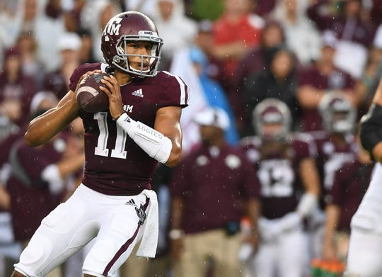 Texas A&M visits Clemson on Sept. 7, a game that could weigh heavily on the Tigers' push for another CFP appearance.