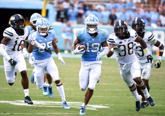 Wake Forest's best nonconference game this season actually is against North Carolina.