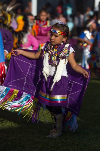 The Blackfeet Nation 68th Annual North American Indian Days in Browning on Friday, July 12