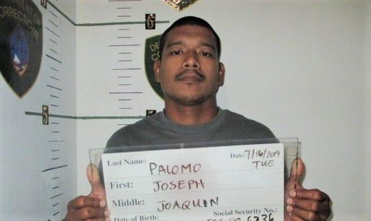 Joseph Joaquin Palomo