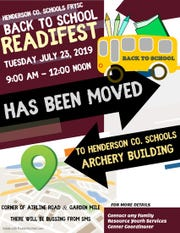 Henderson Co. School Readifest