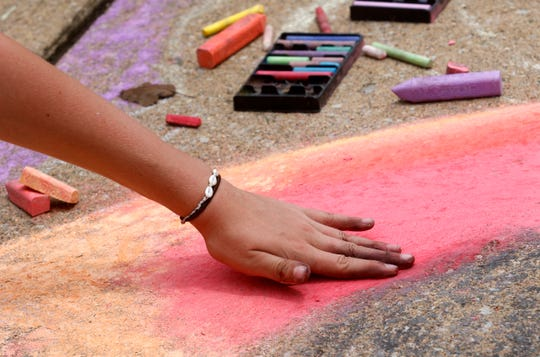 Marco Island Center for the Arts presents Chalk Art from 2 until 5 p.m., Saturday, Jan. 25 at the Marco Island Center for the Arts.
