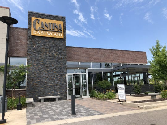 Cantina Eastwood, a new Mexican restaurant, will open this summer in the former site of Tony Sacco's Coal Oven Pizza near the Eastwood Towne Center in Lansing Township.