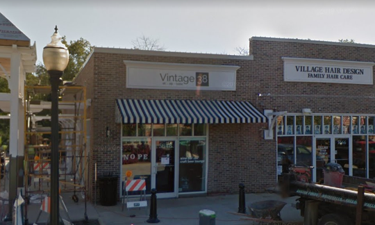 Vintage 38, a wine bar at 5648 Broad St. in Greendale, is planning to move several storefronts down into a space that will double the bar's footprint.