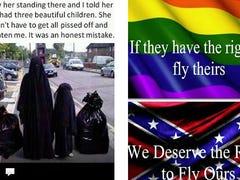 Deputy prison warden posts Facebook meme that compares Muslim children to garbage