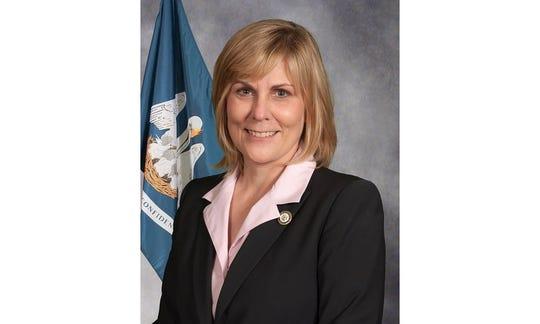 Former State Rep. Nancy Landry, R-Lafayette