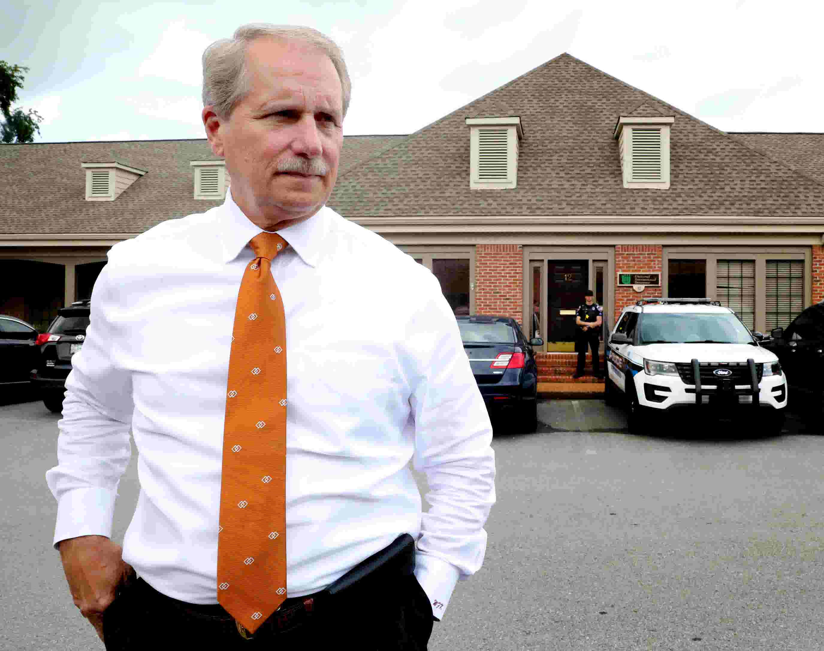 Police Search Rutherford County Mayor Ketron's business