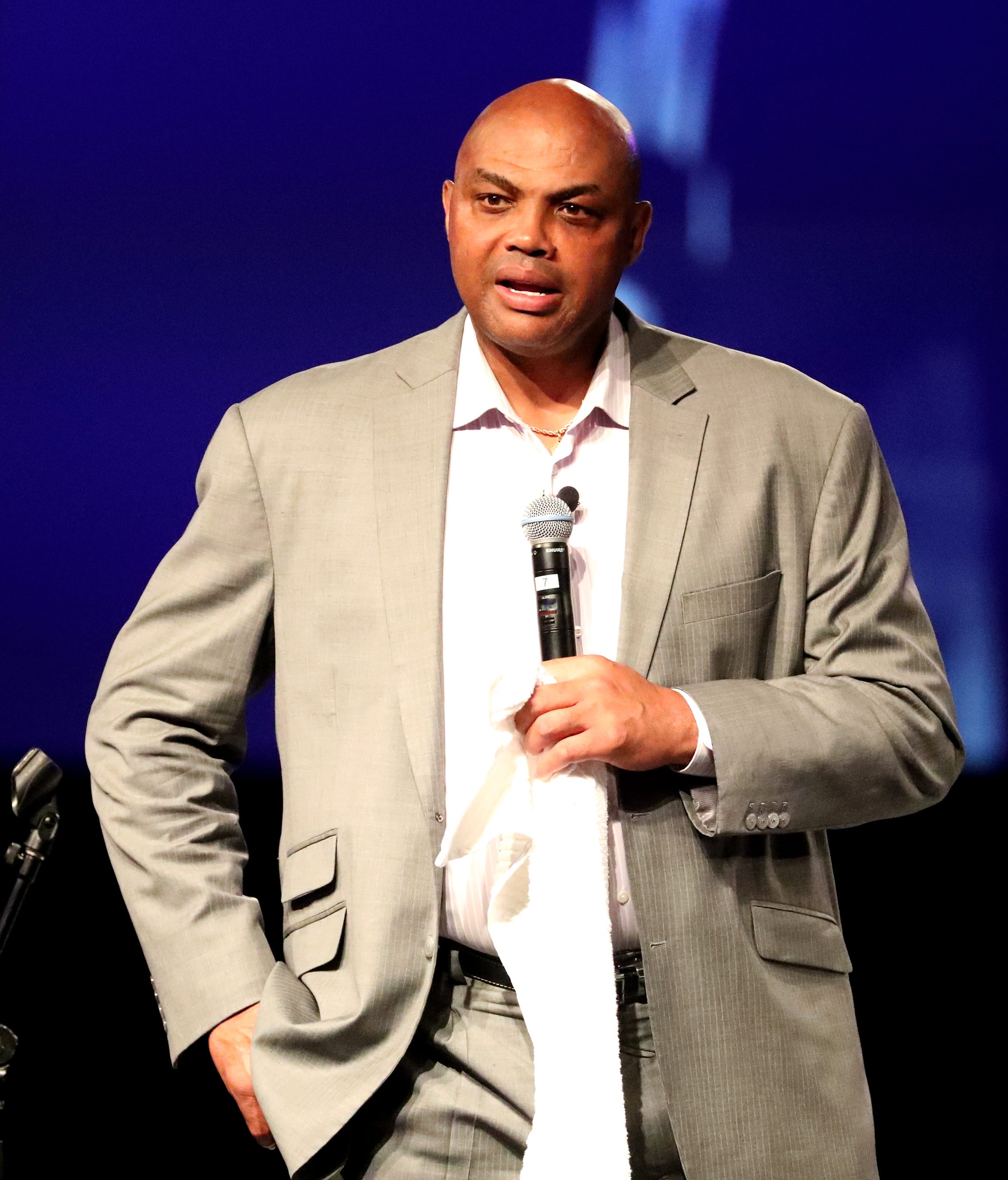 Gero Golden Boys video: charles barkley talks about auburn football losing to tennessee