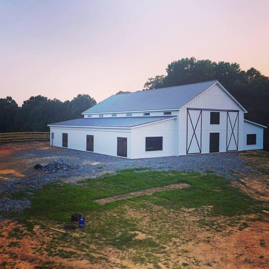 Hickory Meadow venue in Dickson County. Hickory Meadow is expected to be complete by fall 2019.
