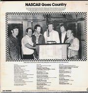 """Album artwork for """"NASCAR Goes Country"""""""