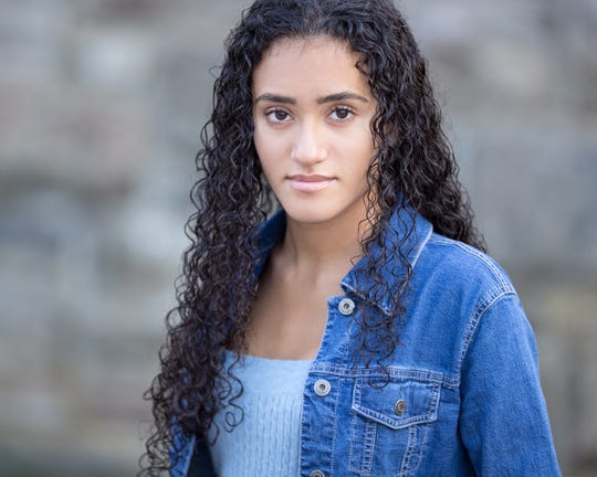 """Leilany Figueroa is a Montclair resident and does the voice acting for Alexa Venutra, one of the main characters of """"Timestorm""""."""