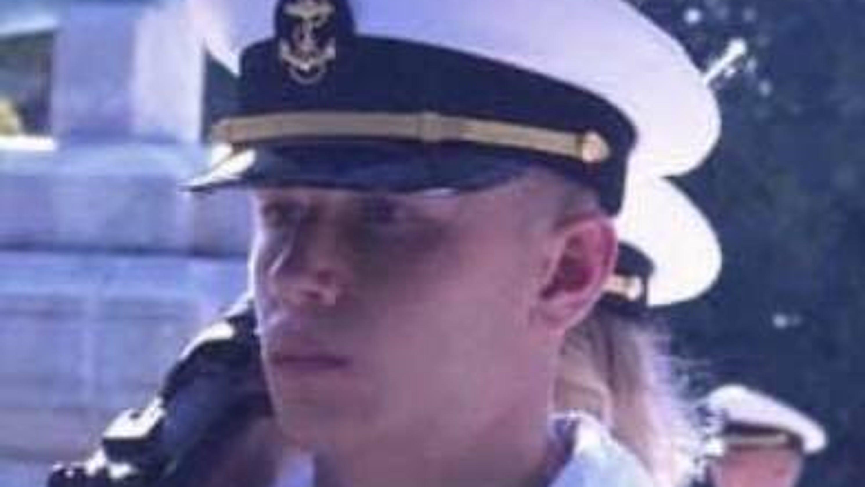 Las Crucen enters U S  Naval Academy