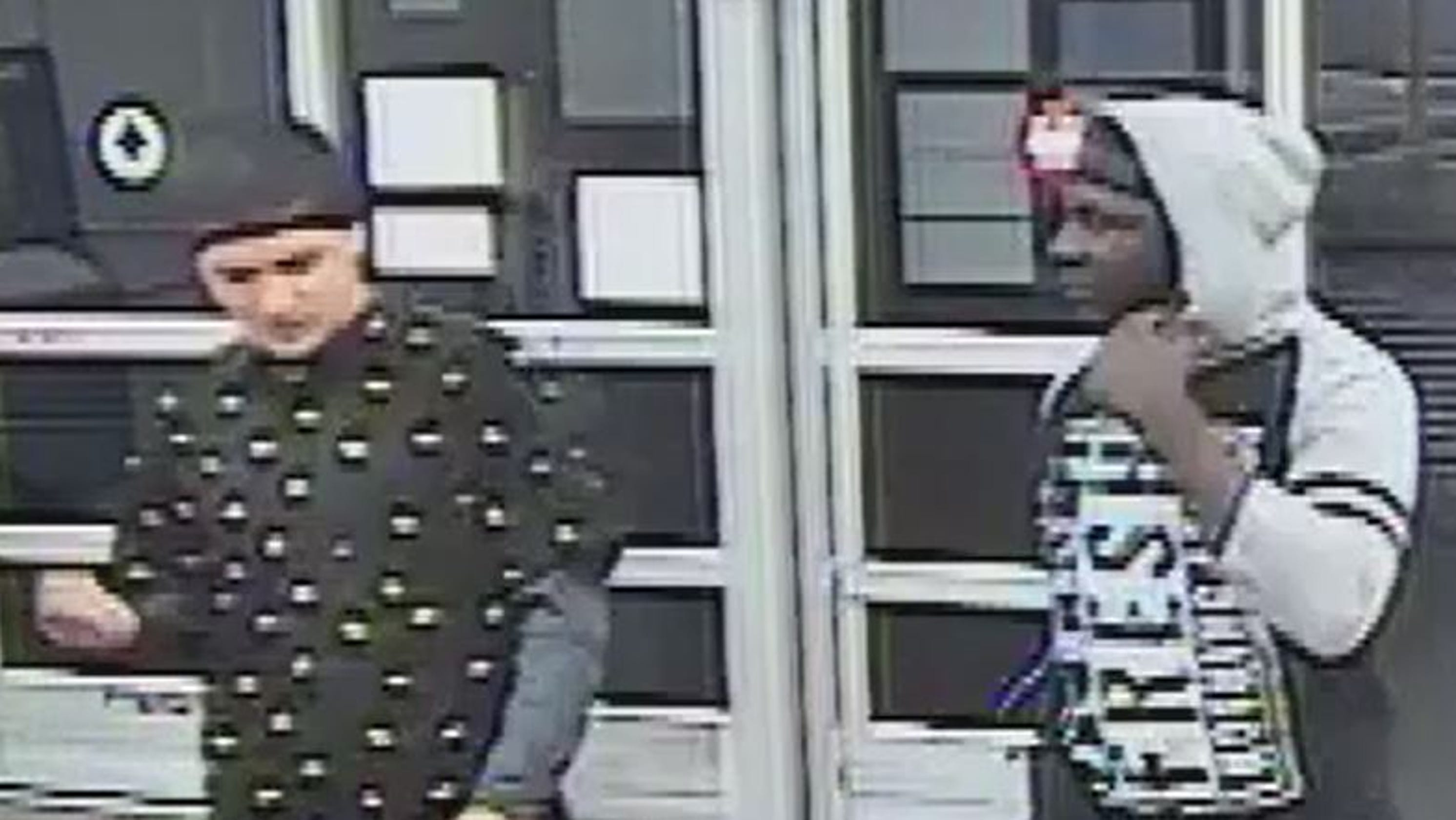 Suspects allegedly shoplift $4,000 in electronics from Walmart