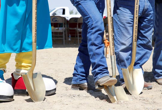The Navajo Nation Special Diabetes Program broke ground on July 17 for a wellness center in Shiprock. The modular building will be located west of the Shiprock Youth Complex near U.S. Highway 491.