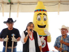 'Celebration of a dream': Diabetes program breaks ground for Shiprock wellness center