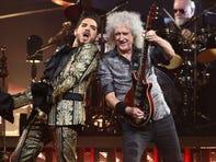 Queen + Adam Lambert rock Talking Stick Resort Arena
