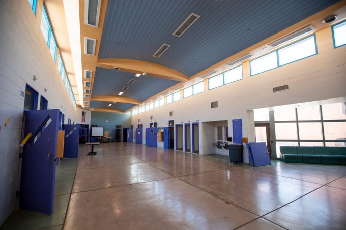Pima County has tentatively agreed to lease an unused section of the county's Juvenile Justice facility so that Catholic Community Services and other charitable organizations can continue to provide aid to asylum seekers deposited in Tucson by the federal government.