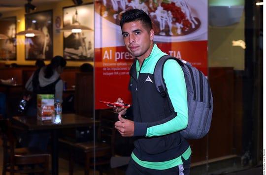 El mediocampista Leonel López fue transferido del Toluca al América.