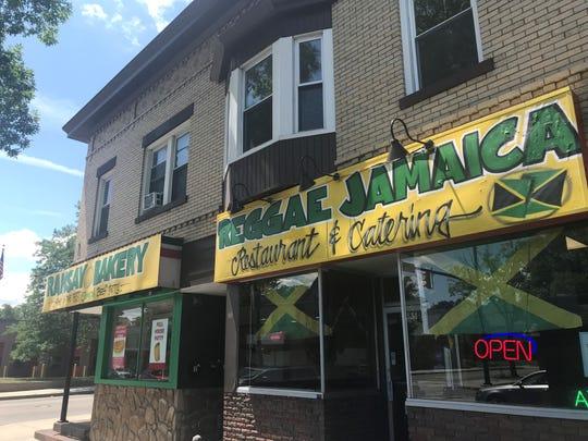 Reggae Jamaican Restaurant in Rochester.