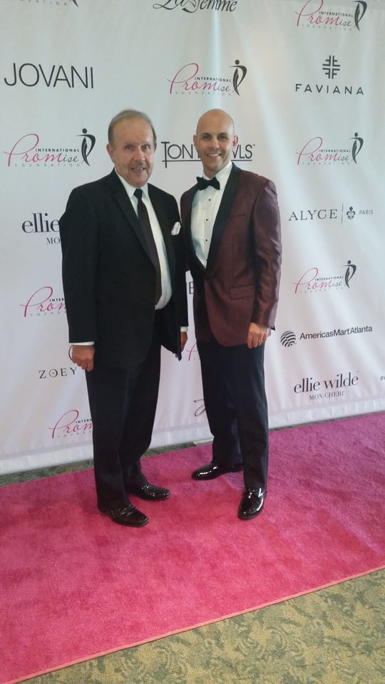 Les and Craig Kaszuba of Tuxedo Corner