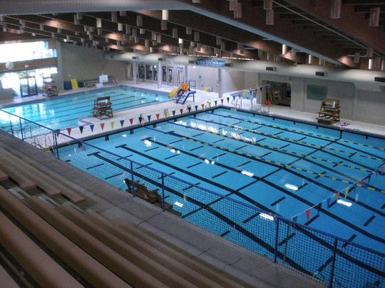 The McMinnville Aquatic Center is located at 138 NW Park Drive, McMinnville.