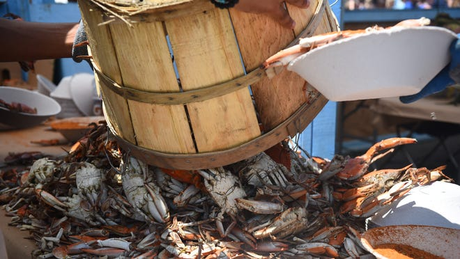 Crisfield S J Millard Tawes Crab And Clam Bake Rescheduled To October