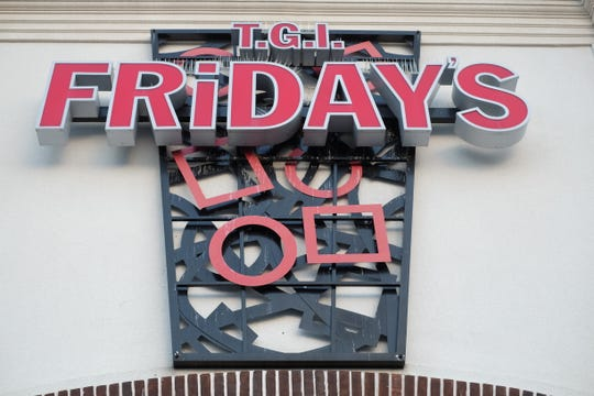 TGI Fridays in Rehoboth Beach closed as of Tuesday, July 16, 2019.